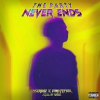 Wxrdie feat prettyXIX and 2PILLZ - Party Never Ends